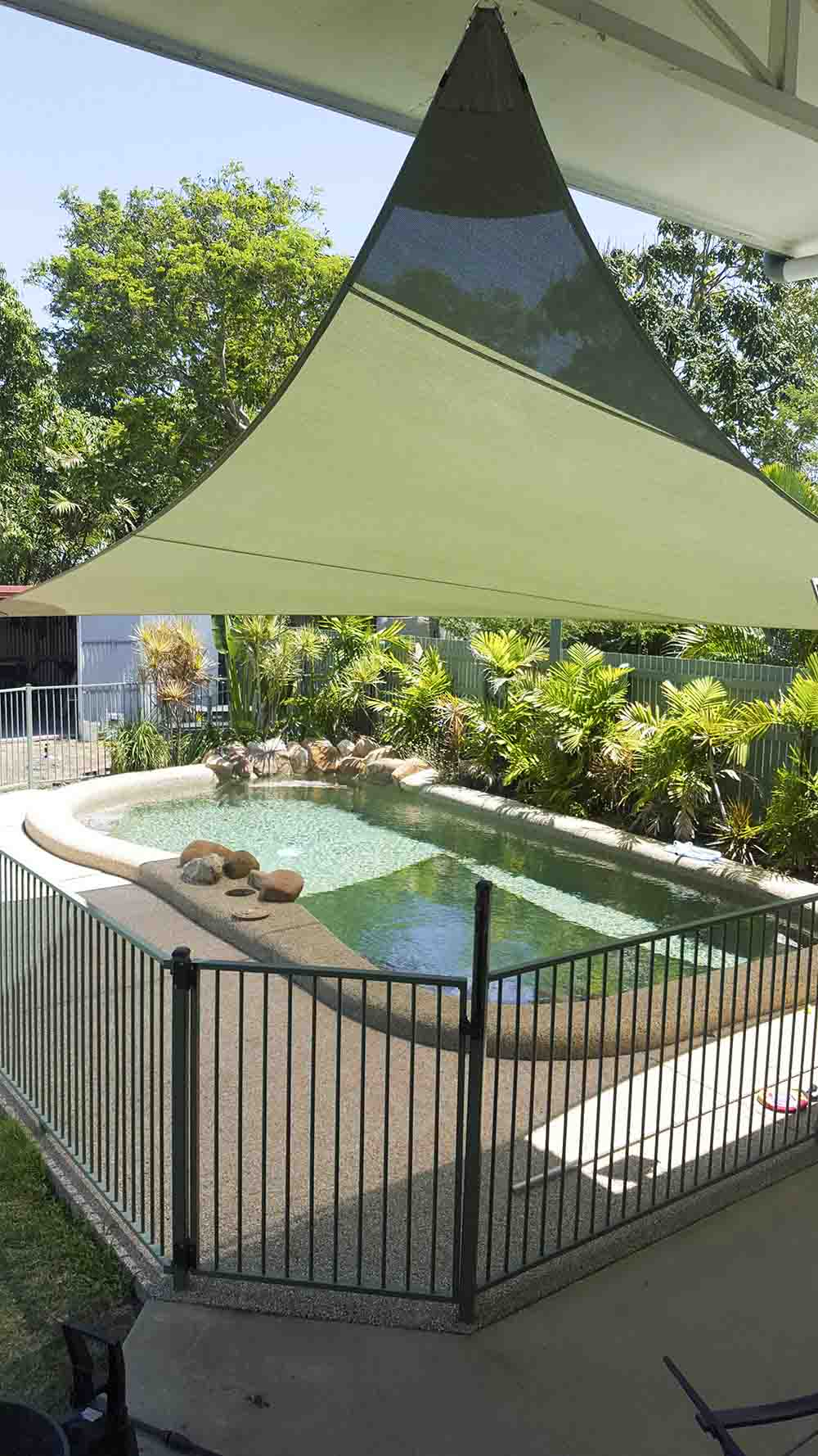 Cheyne shades canvas shade sails shade structures for Shade structures