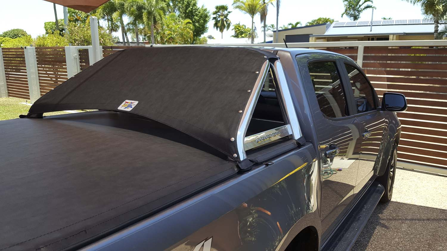 Cheyne Shades & Canvas | UTE PET SHADE COVERS for Vehicle ...