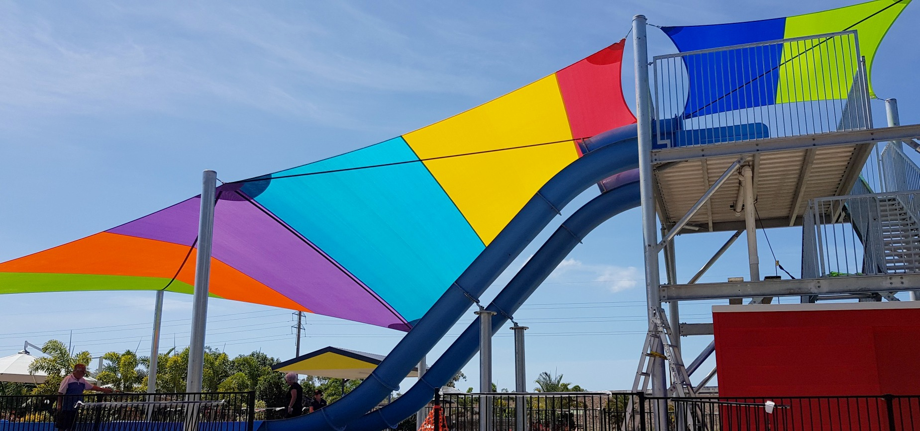 EXPERT SHADE SAIL FABRICATION – Townsville.