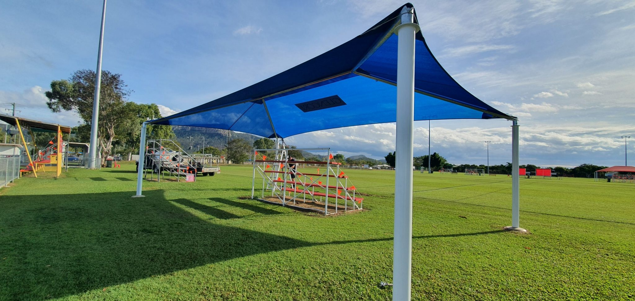 Shade Sails & Structures – Residential & Commercial.